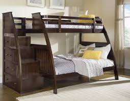 Plans For Bunk Bed With Steps by Bunk Beds Twin Over Full Bunk Bed Plan Diy Bunk Beds With Stairs