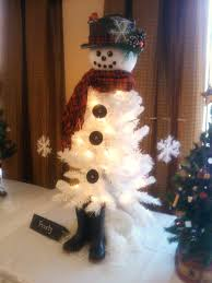 craft of the season u2013 u201cfrosty the snowman christmas tree