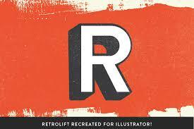 retroink illustrator styles retrosupply co