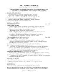 Imagerackus Gorgeous Customer Service Resume Format       wizard resume