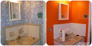modern style painting bathroom tile and painted bathroom tile