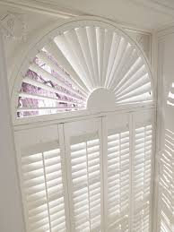shutter styles shaped shutters shutters and blinds shutters
