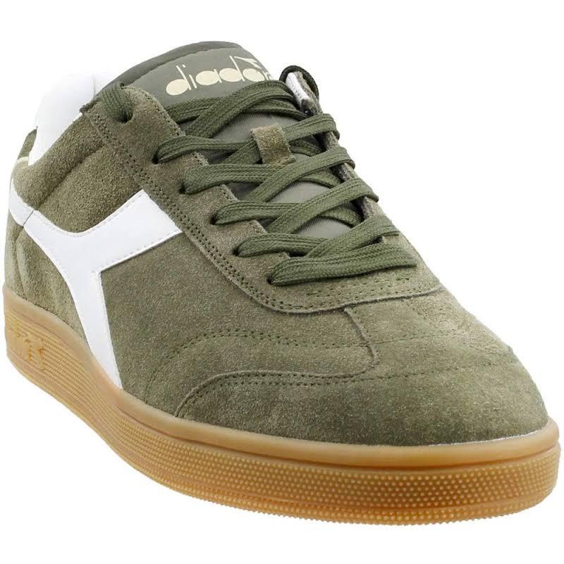 Diadora Kick Sneakers Green- Mens