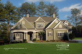 luxury southern style house plans