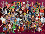 Unreality - The Six Best Muppets