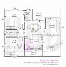 below 100 sqft kerala home free plans low cost kerala home plan
