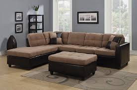 Small Sofa Sectional by Living Room Shop Sectional Sofas Leather Sectionals Living Spaces