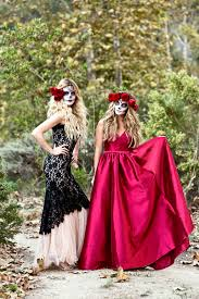 day of the dead halloween costume sapphire diaries