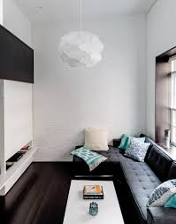 specht harpman transforms an awkward 425 square foot apartment