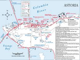 Maps Oregon by What To Do In Astoria Oregon Travel Astoria Warrenton