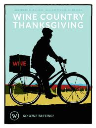 the date of thanksgiving 2014 wine country thanksgiving willamette valley wineries