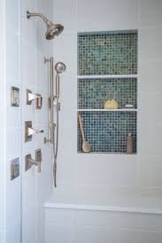 Small Bathroom Wall Ideas by Best 25 Shower Niche Ideas Only On Pinterest Master Shower