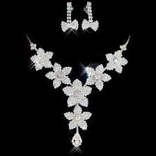 Crystal Wedding Jewellery