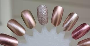 rose gold nail polish comparisons u2013 horrendous color