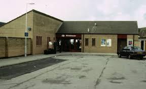 Whitehaven railway station