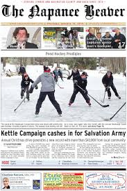 napanee beaver jan 15 2015 by the napanee beaver issuu
