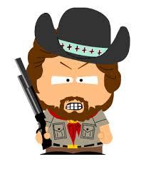 Por qe tenerlo miedo a Chuck Norris y no meterse con el!