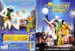 Jaquette DVD de Un monstre �� Paris - Cin��ma Passion