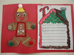 gingerbread writing paper babbling abby gingerbread unit activities for first grade babbling abby