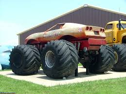 bigfoot monster truck wiki image monster vette by 426maxwedgie jpg monster trucks wiki