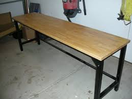 8 Foot Desk by Craftsman Work Benches With B Blocck Top 189 Archive The