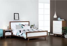 Andi  Piece Queen Bedroom Suite Super Amart Beds Pinterest - Super amart bedroom packages