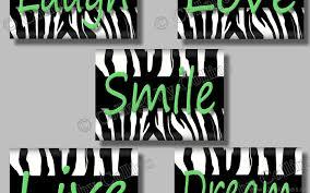 wall decor zebra home design desktop background widescreen
