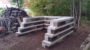 100 cinder block garage plans leaking concrete block