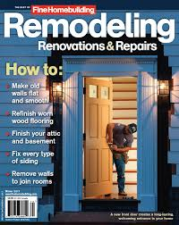 Fine Woodworking Magazine Online Subscription by Sip 52 Remodeling Renovations And Repairs Fine Homebuilding