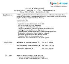 Ecommerce Resume Sample by Customer Service Resume Samples