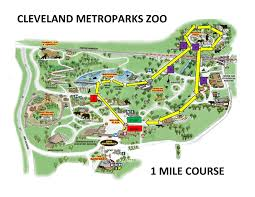 Blank Park Zoo Map by Cleveland Zoo Map My Blog