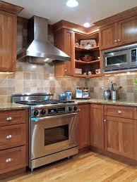 Kitchen Tile Designs For Backsplash Backsplash Ideas For Granite Countertops Vintage Cupboard Ideas