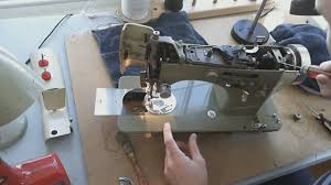 oiling vintage sewing machines part 1 youtube