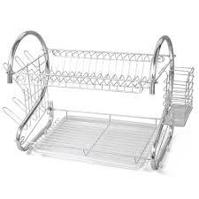 Plastic Dish Drying Rack Furniture Home Plastic Dish Drainer Corirae