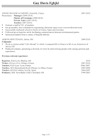 resume examples for job resume for a program director susan ireland resumes chronological resume sample program director 2