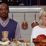 Think Your Thanksgiving is Going to be Awkward? Martha and Snoop's Got Weird