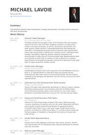 General Sales Manager Resume Samples   VisualCV Resume Samples     VisualCV General Sales Manager Resume Samples