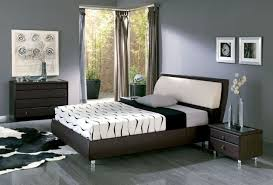 White Bedroom Furniture Grey Walls Bedroom Warm Bedroom With Dark Gray Walls Also Glossy White