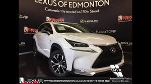 lexus nx awd mpg 2016 ultra white lexus nx 200t awd f sport series 1 west