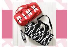victoria secret free tote bag black friday pink duffel u0026 gym bags for women ebay