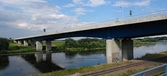 Elbebrücke Riesa