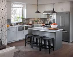 white kitchen island with seating medium size of kitchen