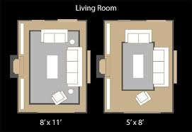Rug Sizes For Living Room With Area Rug Size For Living Room Popular Image 17 Of 21