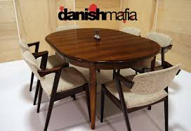 Mid Century Dining Table And Chairs Dining Room Furniture Mid - Century dining room tables
