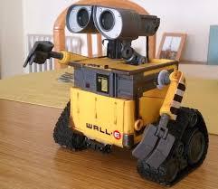 Robotic Wall Robotic Pet Arduino Controlled Wall E Robot Responds To Voice