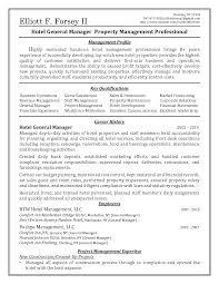 property manager resume   operations supervisor resume
