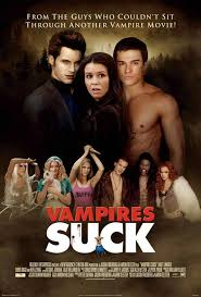 vampire sucks, vampire sucks movie, funny, vampire sucks poster, filem vampire, filem kelakar