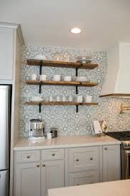 Kitchen Wallpaper Backsplash Kitchen Dusty Coyote Mexican Tile Kitchen Backsplash Diy Dsc