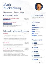 Apple Retail Resume What Mark Zuckerberg U0027s Resume Might Look Like If He Never Became A