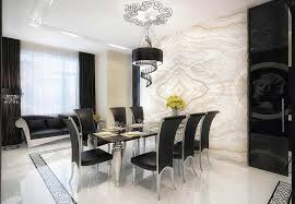 black glass dining room table and chairs dining room decor ideas